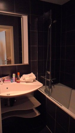 Adagio Brussels Grand Place : Toilet, spotless and neat!