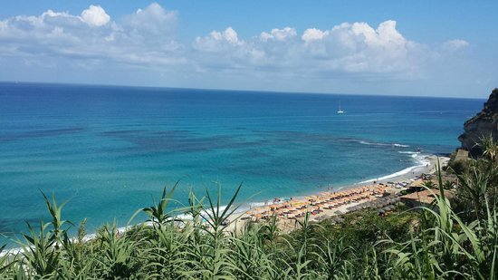 Hotel Villaggio Stromboli : mare