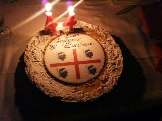 Buon Compleanno Barbara Picture Of Dal Sardo Rome Tripadvisor