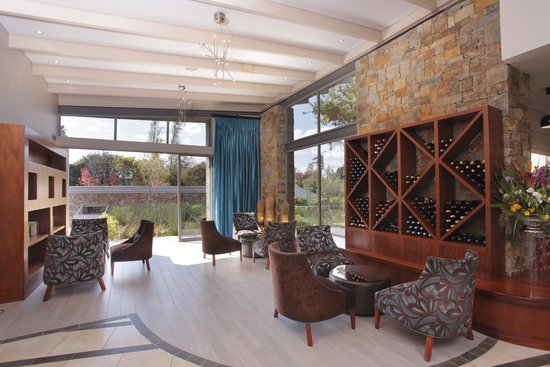 The Capital Moloko: Hotel Lounge