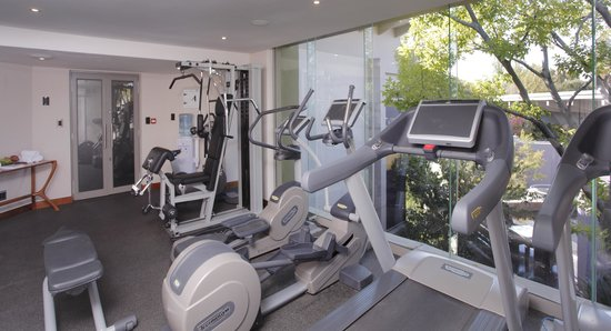 The Capital Moloko: Fitness Room