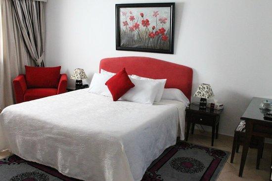Hotel Parador: chambre magnifique