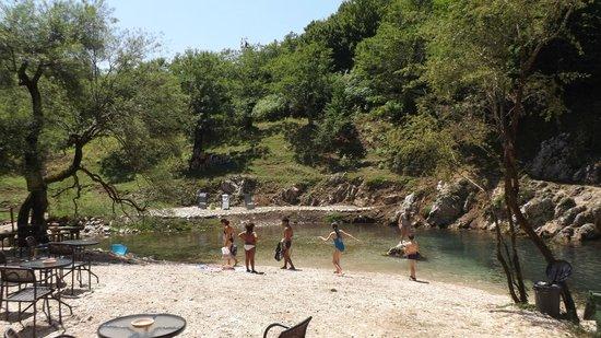 Montella, Italia: spiaggia