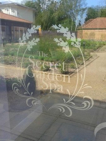 Congham Hall Hotel & Spa : Spa Entrance