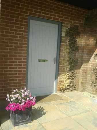 Congham Hall Hotel & Spa : Courtyard Room Doorway