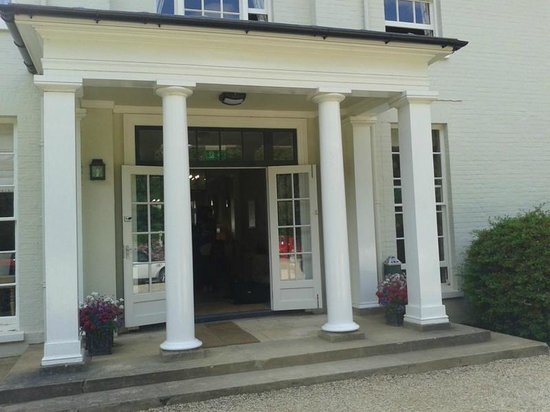 Congham Hall Hotel & Spa : Entrance