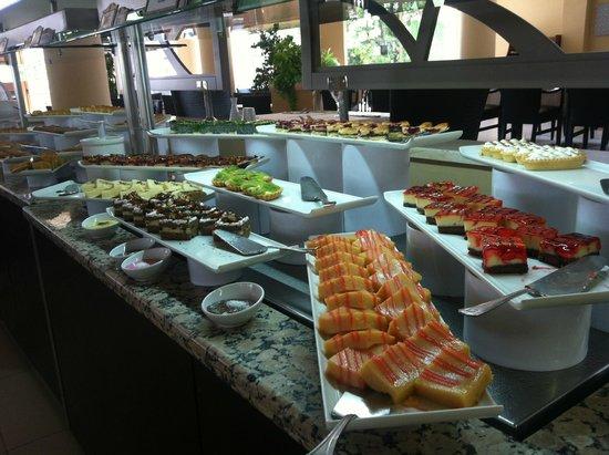 Barut Kemer: Dessert buffe