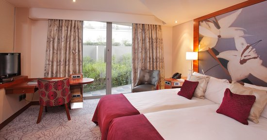 The Capital Moloko : Standard Twin Room