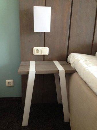 Hotel Sand: Zimmereinrichtung