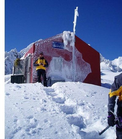 Alpinism & Ski Wanaka: Mountain huts in NZ