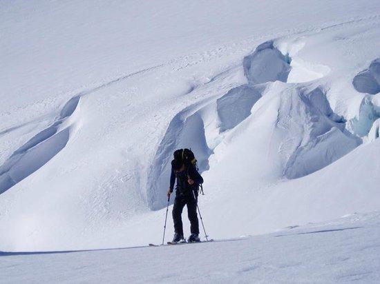 Alpinism & Ski Wanaka: Ski touring in NZ