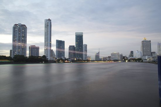 Chatrium Hotel Riverside Bangkok: Hotel Pier