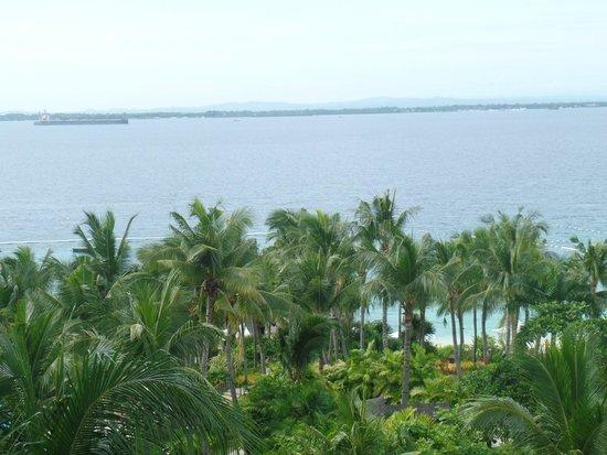 Shangri-La's Mactan Resort & Spa : view from room 2