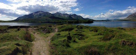Connemara National Park: Le Connemara, région formidable...