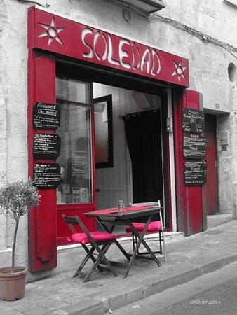 Soledad : Devanture