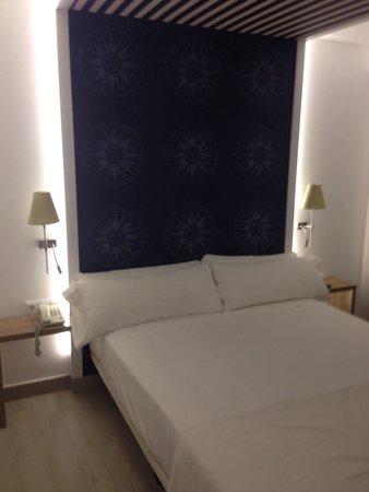 Hotel Marfil : nuova camera