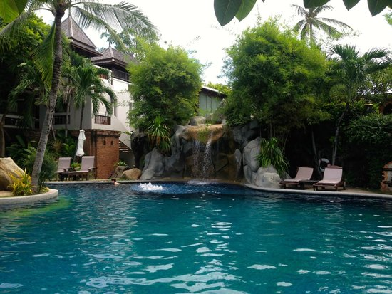 Muang Samui Spa Resort : Pool