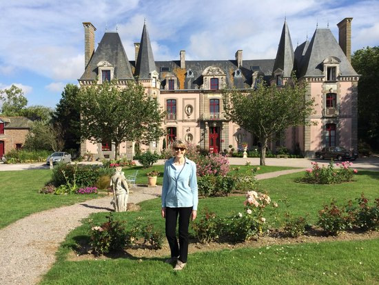Chateau Hotel du Colombier : The Chateau