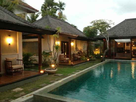 The Ulin Villas & Spa: Three bed-roomed villa