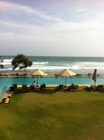 The Fortress Resort & Spa: View from room 38