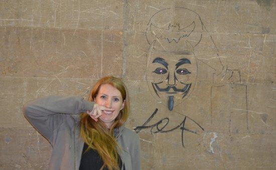 Il Porcellino: Viva le Resistance..