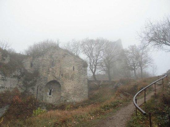 Ujarma Fortress: второй ярус в тумане
