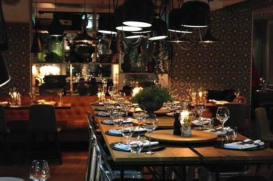 Clarion Hotel Admiral: Restaurant Kitchen & Table by Marcus Samuelsson