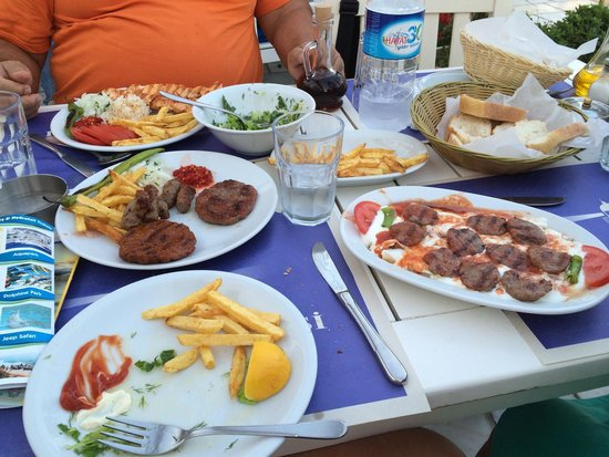 Liman Koftecisi: Delicious food