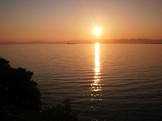 Messinian Bay Hotel: kalamata bay view