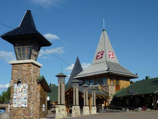 Santa Claus Village: В деревне Санта Клауса