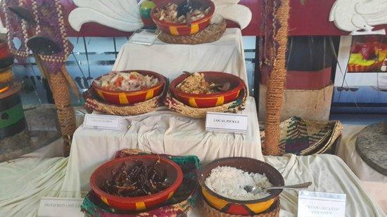 Kandyan Arts Restaurant: Pickes..yummy