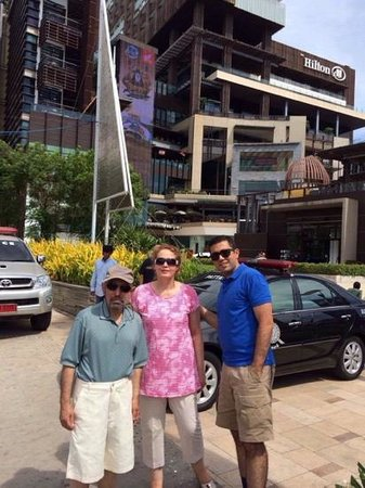 A-One The Royal Cruise Hotel : pattaya with family