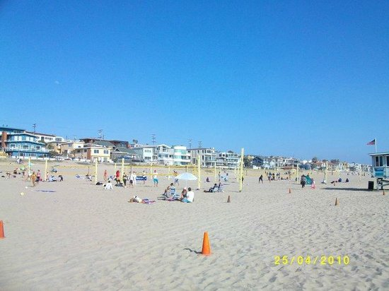 Hilton Garden Inn LAX/El Segundo: Local beach - lovely.