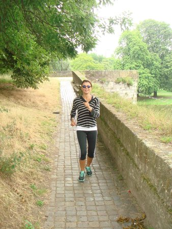 Maastricht Running Tours : part of city walls