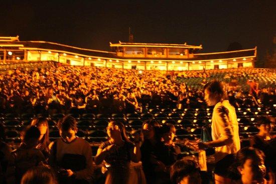 Impression Sanjie Liu (Evening Showtime): Все в ожидании