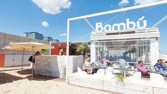 Bambu Beach Bar Barcelona Restaurant Bewertungen