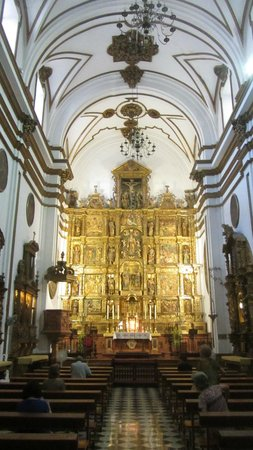 Malaga Cathedral : Cathedral