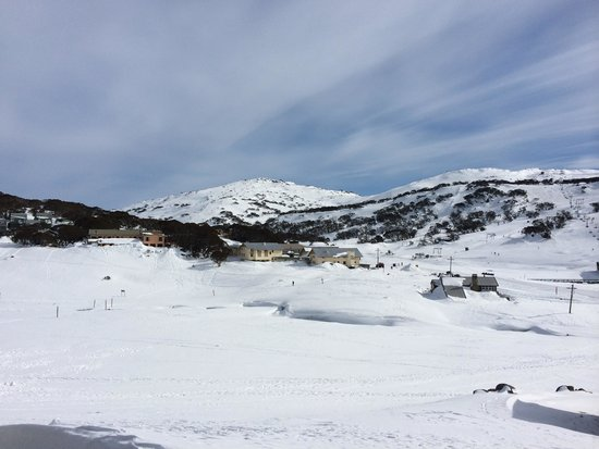 Swagman Chalet: View from Swagman