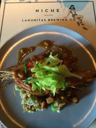 Lagunitas Dinner at Niche