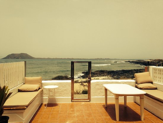 Avanti Hotel Boutique Fuerteventura: View from Villa