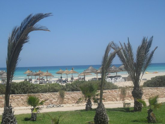 Vincci Helios Beach: la plage