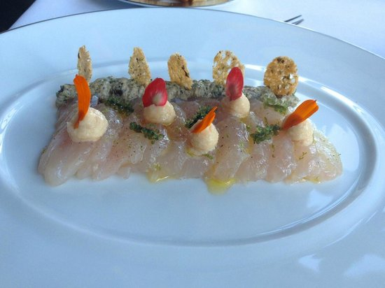 Alcyone : Seafood starter