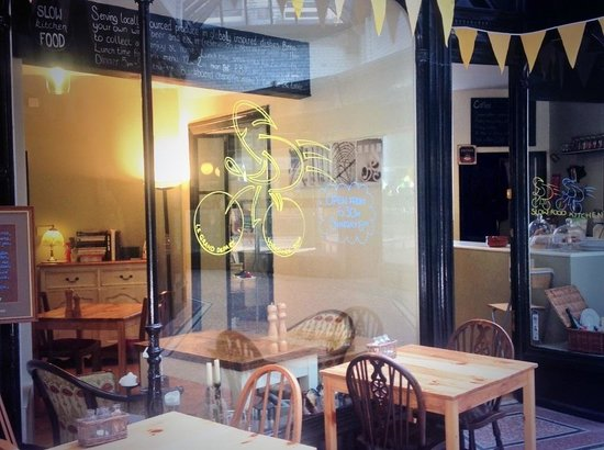 Slow Food Kitchen Keighley