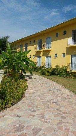 Imperatriz Paraty Hotel: Essa é uma parte do hotel .