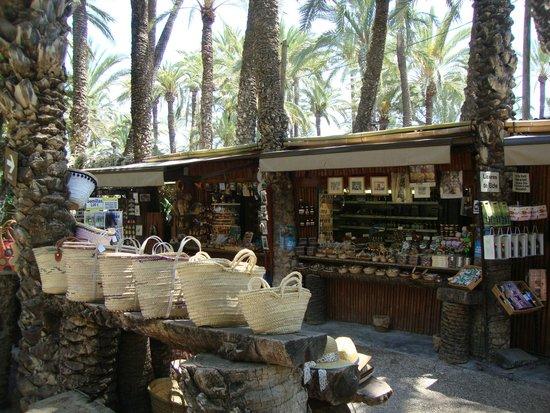 Jardín Artístico Nacional Huerto Del Cura: winkel
