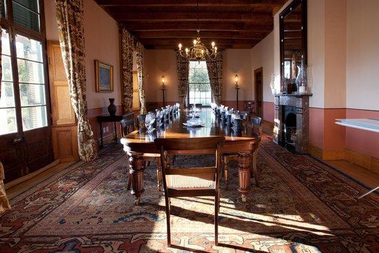 Anthonij Rupert Wyne Estate & Terra del Capo Tasting Room: Anthonij Rupert tasting room master class