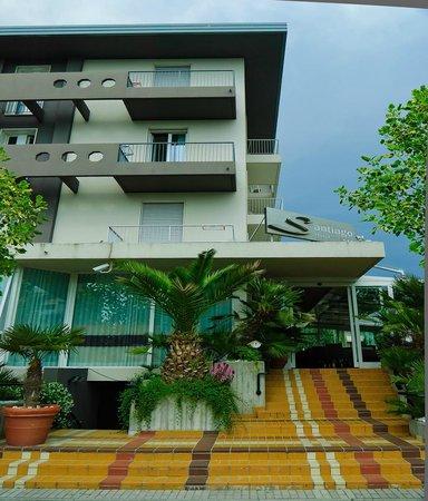 Santiago Hotel: Esterno Hotel