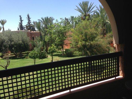 Royal Decameron Issil: vue à partir du balcon