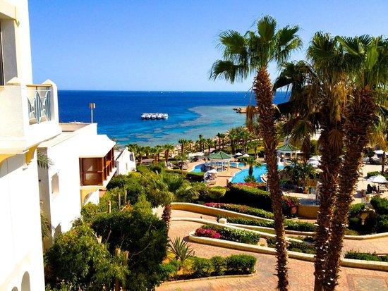 Hyatt Regency Sharm El Sheikh Resort: Many amazing views