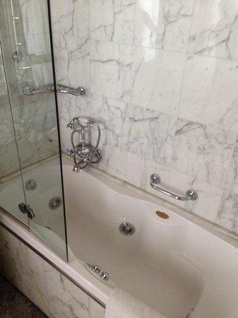 Hotel Mulino di Firenze : bad en douche